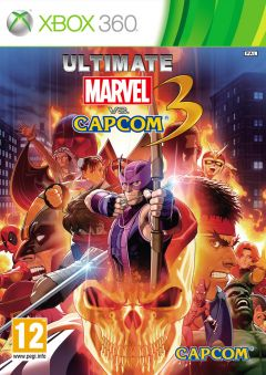 Jaquette de Ultimate Marvel Vs. Capcom 3 Xbox 360