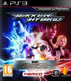 Jaquette de Tekken Hybrid PlayStation 3