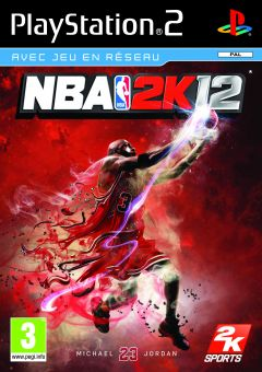Jaquette de NBA 2K12 PlayStation 2