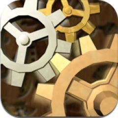 Jaquette de Cogs iPhone, iPod Touch
