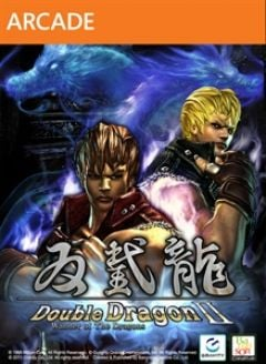 Jaquette de Double Dragon II : Wander of the Dragons Xbox 360