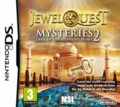 Jaquette de Jewel Quest : Mysteries 2 DS