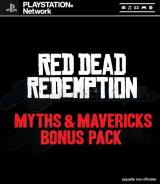 Jaquette de Red Dead Redemption : Mythes et Insoumis PlayStation 3