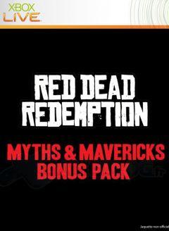 Jaquette de Red Dead Redemption : Mythes et Insoumis Xbox 360