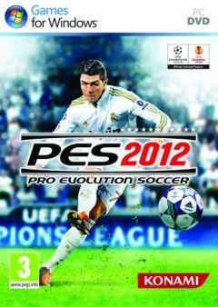 Jaquette de PES 2012 PC