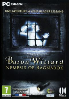 Jaquette de Baron Wittard : Nemesis of Ragnarok PC