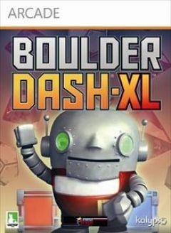 Jaquette de Boulder Dash-XL Xbox 360