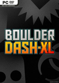 Jaquette de Boulder Dash-XL PC