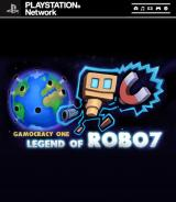 Jaquette de Gamocracy One : Legend of Robo7 PlayStation 3