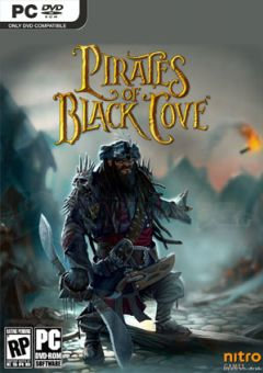 Jaquette de Pirates of Black Cove PC