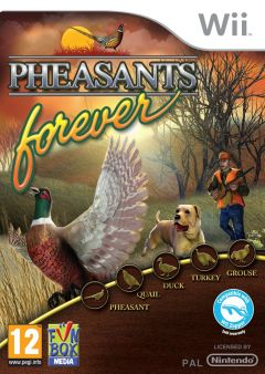 Jaquette de Pheasants Forever : Wingshooter Wii