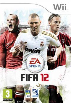 Jaquette de FIFA 12 Wii