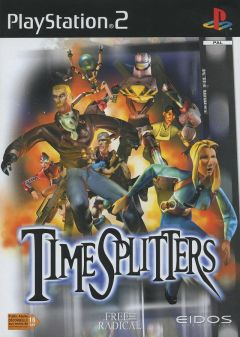 Jaquette de TimeSplitters PlayStation 2