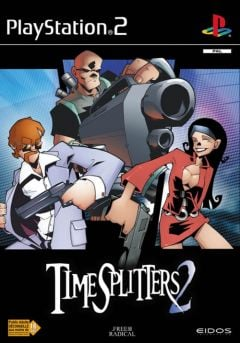 Jaquette de TimeSplitters 2 PlayStation 2
