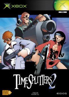 Jaquette de TimeSplitters 2 Xbox