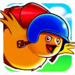 Jaquette de Rocketbird World Tour iPhone, iPod Touch