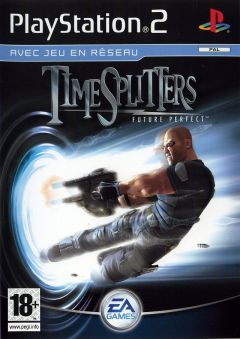 Jaquette de TimeSplitters : Future Perfect PlayStation 2