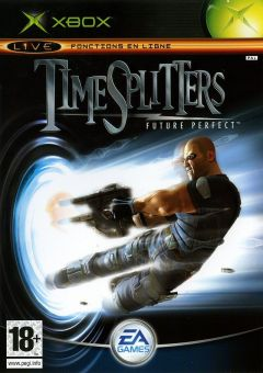 Jaquette de TimeSplitters : Future Perfect Xbox