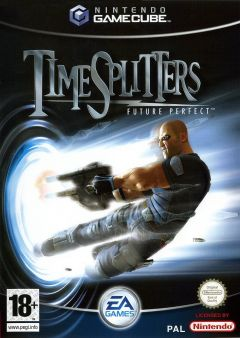 Jaquette de TimeSplitters : Future Perfect GameCube