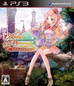 Jaquette de Atelier Meruru : The Alchemist of Arland PlayStation 3
