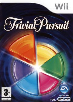 Jaquette de Trivial Pursuit Wii