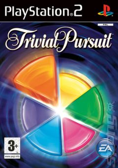 Jaquette de Trivial Pursuit PlayStation 2