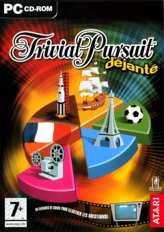 Jaquette de Trivial Pursuit Déjanté PC