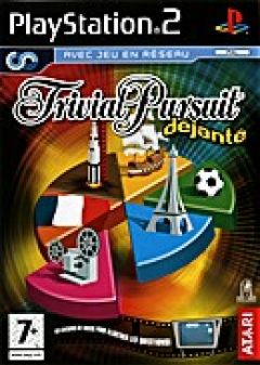Jaquette de Trivial Pursuit Déjanté PlayStation 2