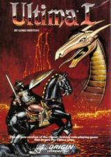 Jaquette de Ultima I : The First Age of Darkness Atari 8-Bit