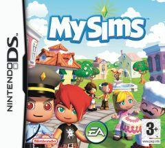 Jaquette de MySims DS