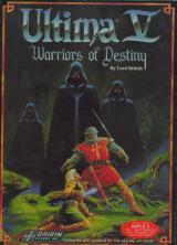 Jaquette de Ultima V : Warriors of Destiny Apple II