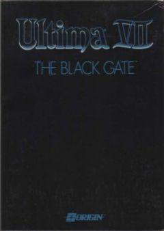 Jaquette de Ultima VII : La Porte Noire PC