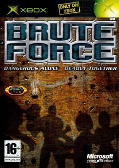 Jaquette de Brute Force Xbox