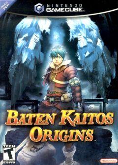 Jaquette de Baten Kaitos Origins GameCube
