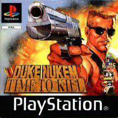 Jaquette de Duke Nukem : Time to Kill PlayStation