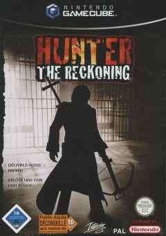 Jaquette de Hunter : the reckoning GameCube