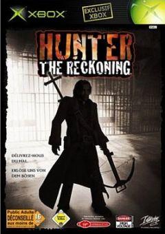 Jaquette de Hunter : the reckoning Xbox