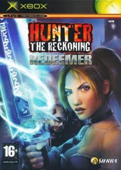 Jaquette de Hunter : The Reckoning Redeemer Xbox