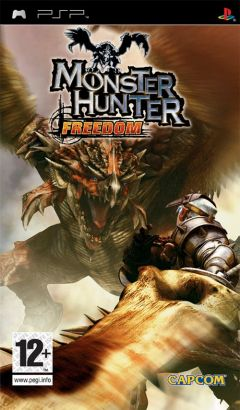 Jaquette de Monster Hunter Freedom PSP