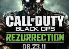 Jaquette de Call of Duty : Black Ops - Rezurrection Xbox 360