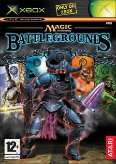 Jaquette de Magic the Gathering : Battlegrounds Xbox