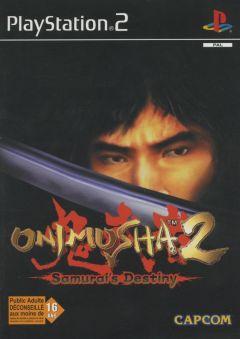 Jaquette de Onimusha 2 : Samurai's Destiny PlayStation 2
