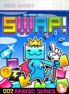 Jaquette de Swap ! Xbox 360