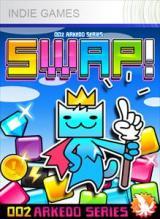 Jaquette de Swap ! PlayStation 3