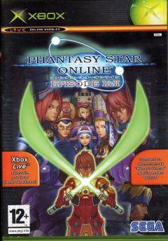 Jaquette de Phantasy Star Online Episode I & II Xbox
