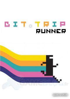 Jaquette de Bit.Trip Runner PC