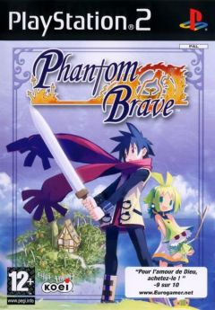Jaquette de Phantom Brave PlayStation 2