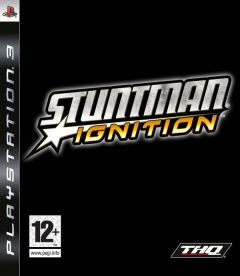 Jaquette de Stuntman : Ignition PlayStation 3