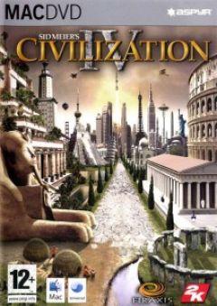 Jaquette de Sid Meier's Civilization IV Mac