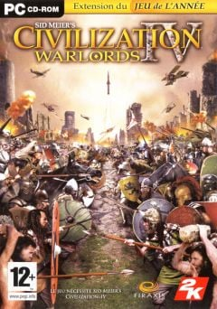 Jaquette de Civilization IV : Warlords PC